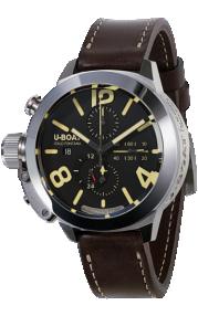 U-BOAT Classico 45 Tungsteno CAS 1 Movelock 8075