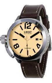 U-BOAT Classico 50 Tungsteno AS 2 8091
