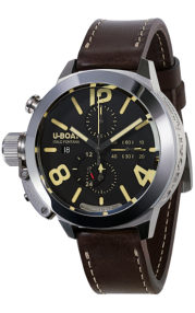 U-BOAT Classico 50 Tungsteno CAS 1 Movelock 8077