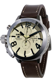 U-BOAT Classico 50 Tungsteno CAS 2 7433/A