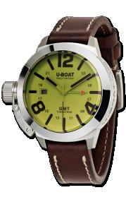 U-BOAT Classico 45 BE GMT 8051