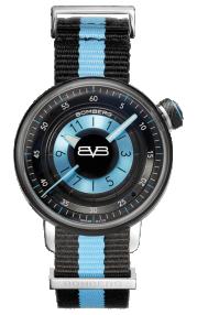 Bomberg BB-01 Blue & Black Lady 38mm CT38H3PBA.06-2.9