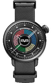 Bomberg BB-01 Lady Skylighter Black CT38H3PBA.11-1.9