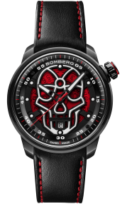 Bomberg BB-01 Automatic Red Skull CT43APBA.23-1.11