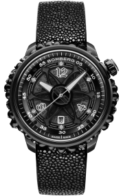 Bomberg BB-01 Automatic Black Catacomb Limited Edition CT43APBA.25-1.11