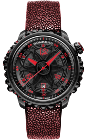 Bomberg BB-01 Automatic Red Catacomb Limited Edition CT43APBA.25-2.11