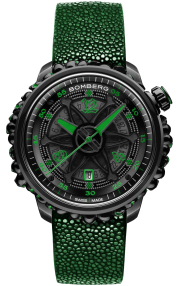 Bomberg BB-01 Automatic Green Catacomb Limited Edition CT43APBA.25-3.11