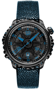 Bomberg BB-01 Automatic Blue Catacomb Limited Edition CT43APBA.25-4.11