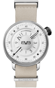 Bomberg BB-01 White & Silver Gent 43mm CT43H3SS.02-1.9