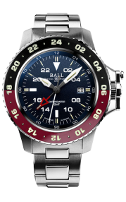 Ball Engineer Hydrocarbon AeroGMT II DG2018C-S3C-BE