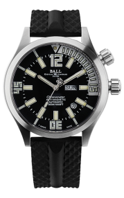 Ball Engineer Master II Diver Chronometer DM1022A-P1CA-BKSL
