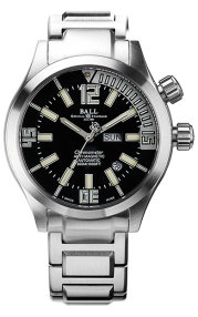 Ball Engineer Master II Diver Chronometer DM1022A-S1CA-BKSL