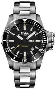Ball Engineer Hydrocarbon Submarine Warfare Ceramic DM2236A_SCJ_BK