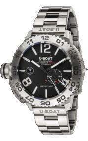 U-BOAT Classico Doppiotempo SS Bracelet 9099/MT