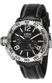 U-BOAT Classico Doppiotempo Auto SS 9099