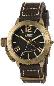 U-BOAT Classico Doppiotempo 46 Bronzo BR 9008