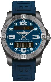 Breitling Aerospace Evo Titanium - Mariner Blue E7936310/C869/158S/A20SS.1