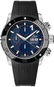 Edox CO-1 Chronograph Automatic 01122-3N-BUINO