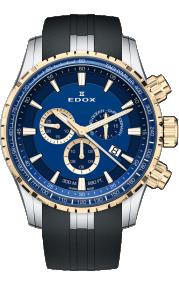 Edox Grand Ocean Chronograph 10226-357JBUCA-BUID
