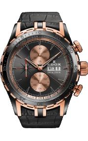 Edox Grand Ocean Chronograph Automatic 01121-357RN-GIR