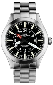 Ball Engineer Master II Aviator GMT GM1086C-SJ-BK