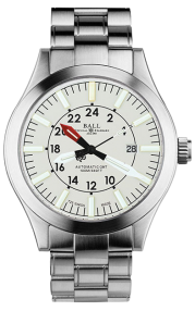 Ball Engineer Master II Aviator GMT GM1086C-SJ-WH