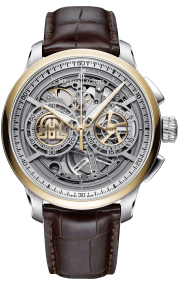 Maurice Lacroix Masterpiece Chronograph Skeleton 45mm MP6028-PS101-001-1
