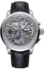 Maurice Lacroix Masterpiece Chronograph Skeleton 45mm MP6028-SS001-001-1