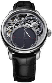 Maurice Lacroix Masterpiece Mysterious Seconds 43mm MP6558-SS001-095-1