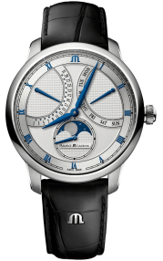 Maurice Lacroix Masterpiece Moonphase Retrograde 43 mm MP6608-SS001-110-1