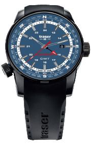 "Traser P68 Pathfinder GMT ""Murmansk"" Special Edition 100200302"