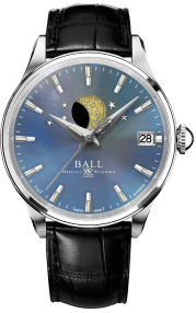 Ball Trainmaster Moon Phase Ladies NL3082D-LLJ-BE