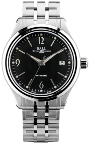 Ball Trainmaster Streamliner NM1060D-SJ-BK