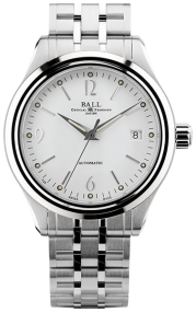 Ball Trainmaster Streamliner NM1060D-SJ-WH