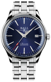 Ball Trainmaster Manufacture 80 Hours NM3280D-S1CJ-BE