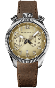 Bomberg BB-68 Smoked Grey Chronograph Gent 44mm NS44CHSS.201.9