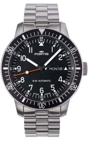 Fortis B42 Official Cosmonauts 647.10.11
