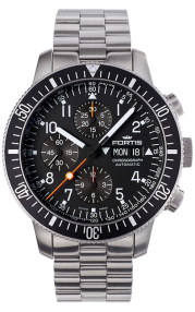 Fortis B42 Official Cosmonauts Chronograph 638.10.11