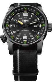 Traser P68 Pathfinder Automatic Black 107718