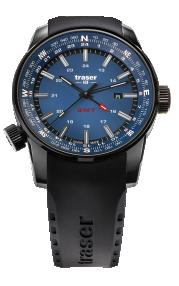 Traser P68 Pathfinder GMT Blue 109743
