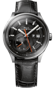 Ball BMW Power Reserve PM3010C-LCFJ-BK