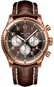 Breitling Aviator 8 B01 Chronograph 43 Steel - Bronze RB0119131Q1P2