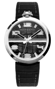 Bomberg 1968 Black Lady 40mm RS40H3SS.278.3