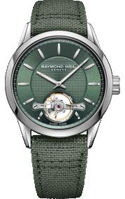 Raymond Weil Freelancer Automatic Green Watch 2780-STC-52001