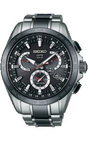 Seiko Astron 8X Series Dual-Time SSE041J1