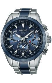 Seiko Astron 8X Series Dual-Time SSE043J1