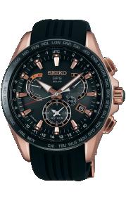 Seiko Astron 8X Series Dual-Time SSE055J1