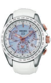 Seiko Astron 8X Series Dual-Time SSE063J1