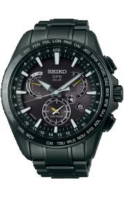 Seiko Astron 8X Series Dual-Time SSE079J1