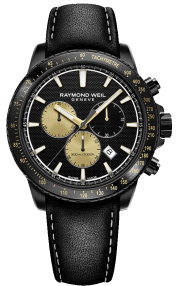 Raymond Weil Tango 300 Marshall Amplification Limited Edition 8570-BKC-MARS1